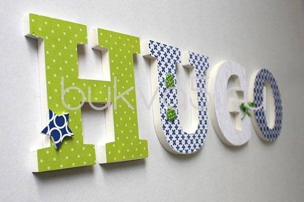 Объемные декоративные буквы и надписи в интерьере (35 фото) | decorwind