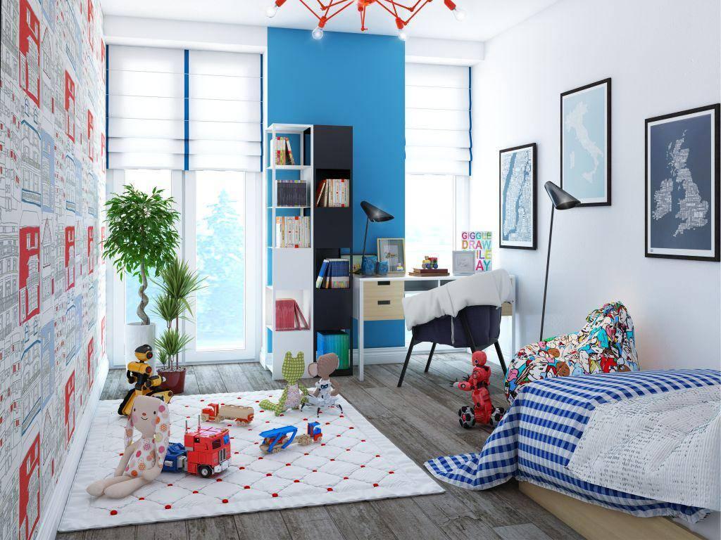 Как сделать маленькую детскую уютной для ребенка