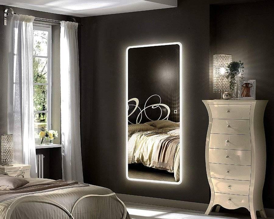 3 способа скрыть зеркало в спальне
