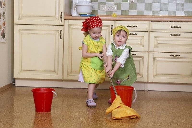 Как убраться в комнате за 15 минут