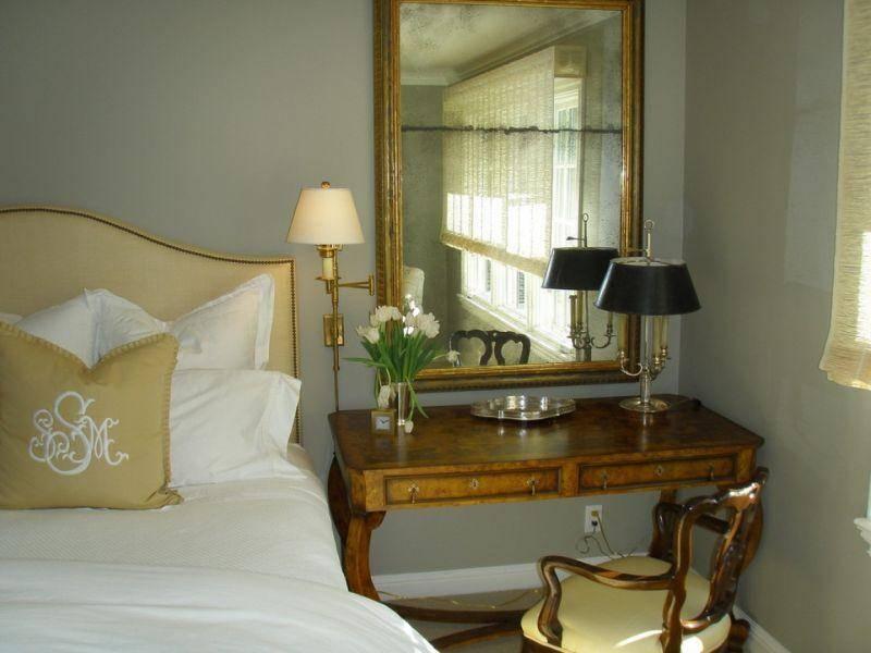 Зеркало в спальне: можно ли ставить по фен шуй, приметы