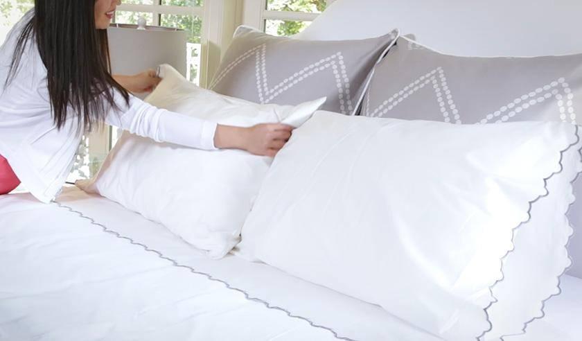 Как сшить постельное белье?