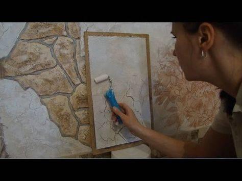 Как наносить декоративную штукатурку под мрамор своими руками