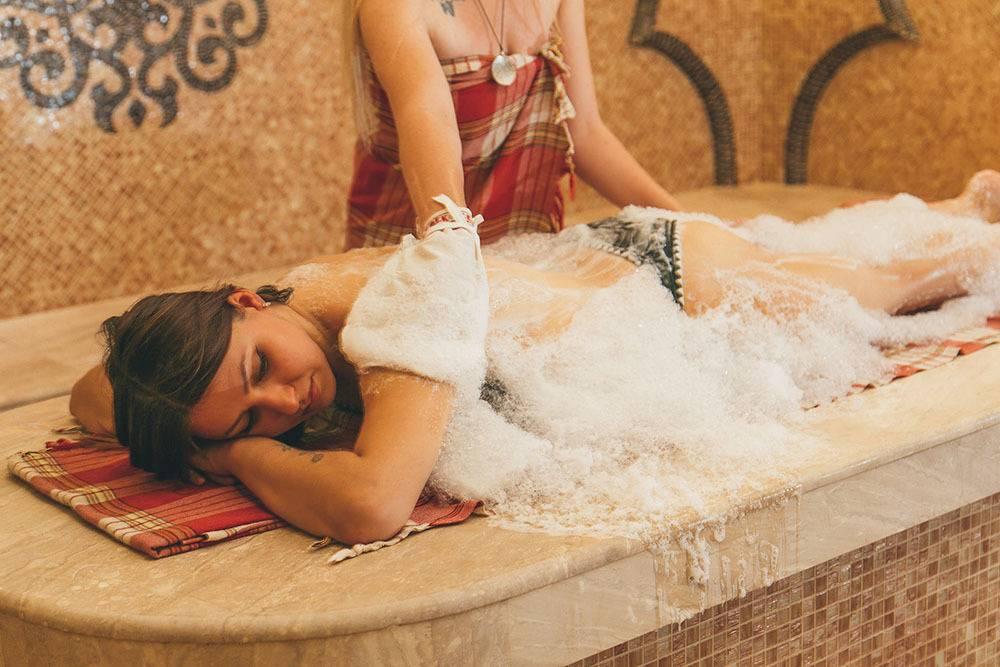 Хамам: как правильно париться втурецкой бане