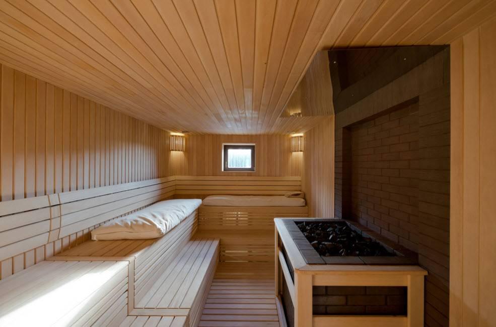 Преимущества и недостатки дома с баней под одной крышей
