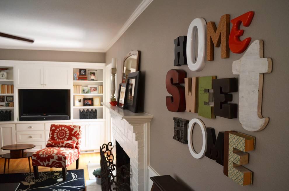 Надписи на стенах: 75 фото идей какие, как и где разместить надписи на стену