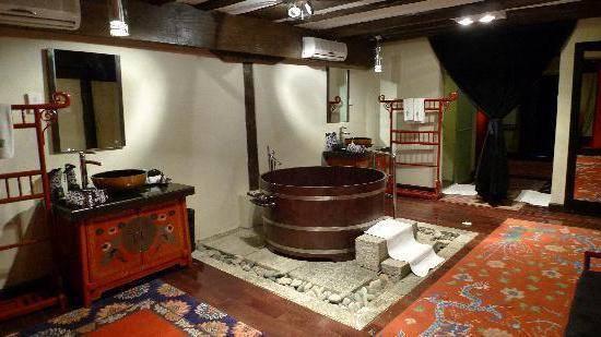 Баня-бочка или элитная деревянная баня - обзор бань разных народов и времён