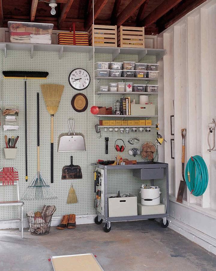 Дизайн и обустройство гаража своими руками: 5 полезных советов