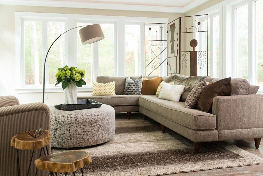 Секреты расстановки мягкой мебели в гостиной – обустройство