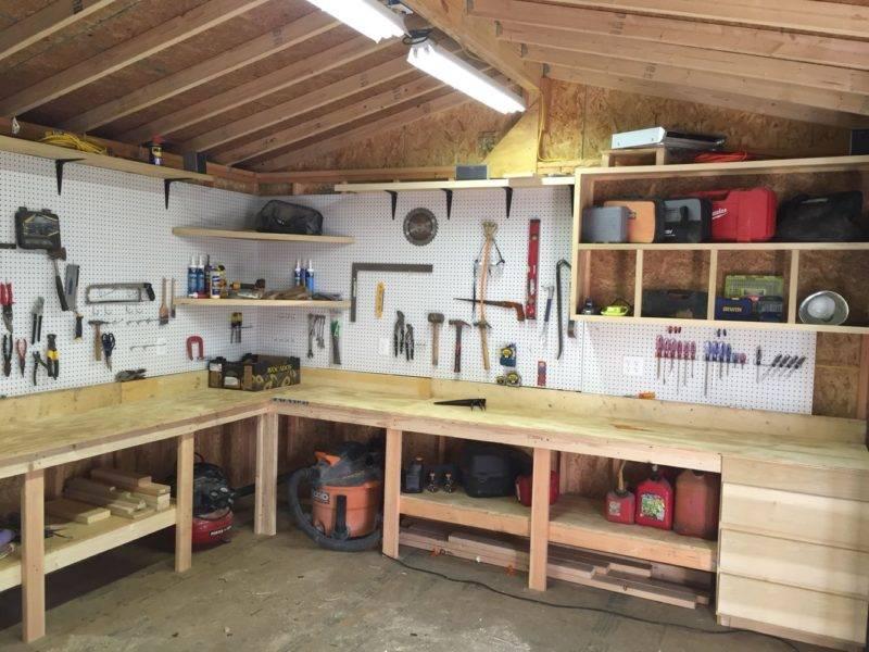 Односкатный сарай для дачи своими руками: чертежи и пошаговая инструкция - строительство и ремонт