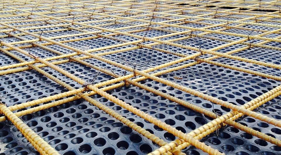 Композитная арматура: применение в строительстве, характеристики и сравнение