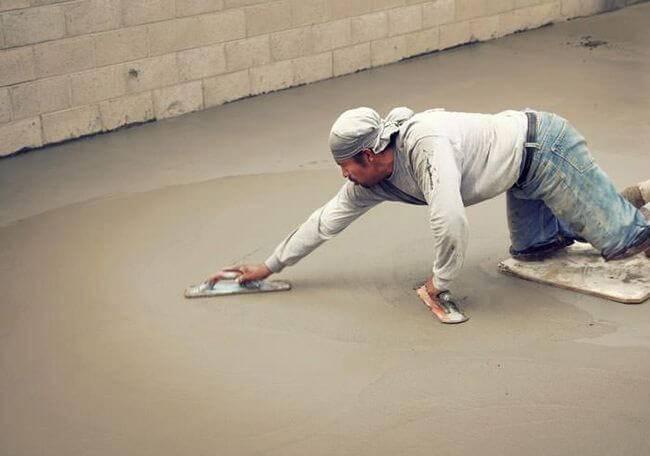 Зачем нужна и что собой представляет технология железнения бетонных поверхностей - самстрой - строительство, дизайн, архитектура.
