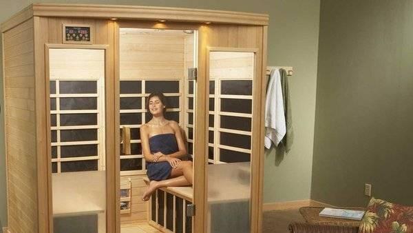Инфракрасная сауна в доме, квартире или коттедже: как сделать легко и быстро своими руками
