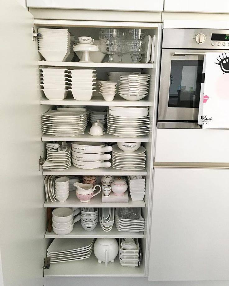 Организации хранения на кухне: 20 супер-идей и лайфхаков