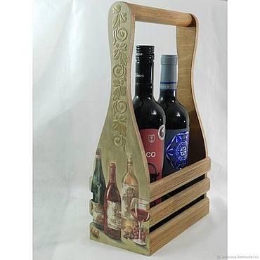 Стеллаж для хранения бутылок вина из дерева или металла своими руками: видео инструкция + фото