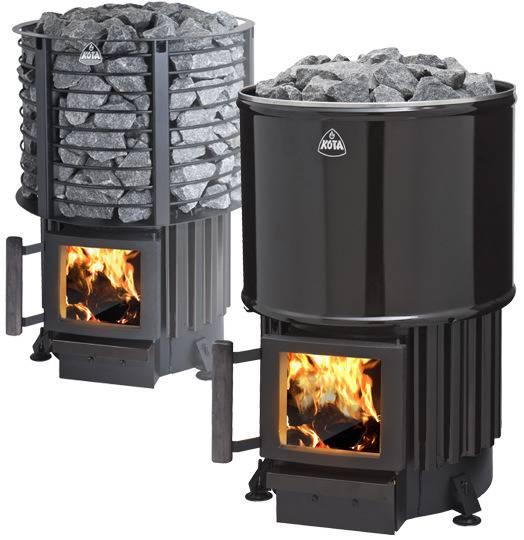 Печь электрическая для сауны harvia, может функционировать как дровяная, модельный ряд от фирмы харвия
