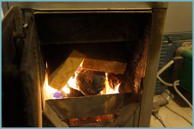 Как правильно топить печь. разжечь печь. растопка печи.