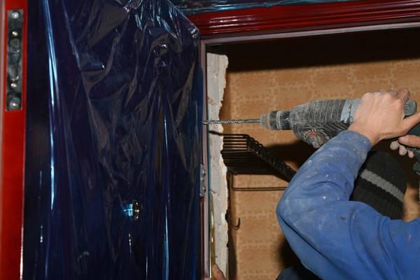 Металлические двери своими руками: фото-отчет, видео