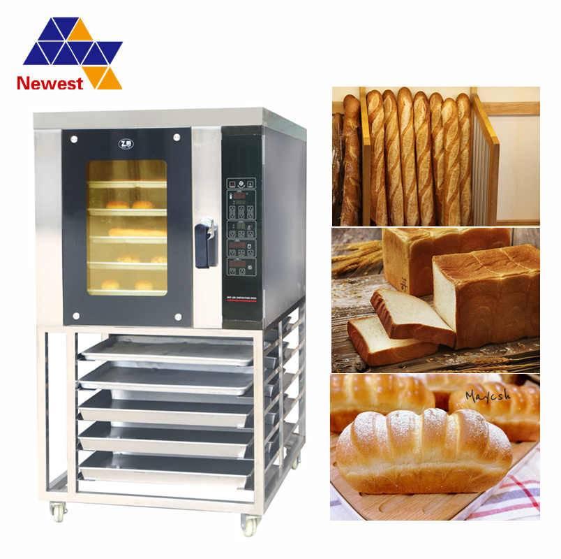 Как выбрать печь для мини-пекарни для выпечки хлеба?