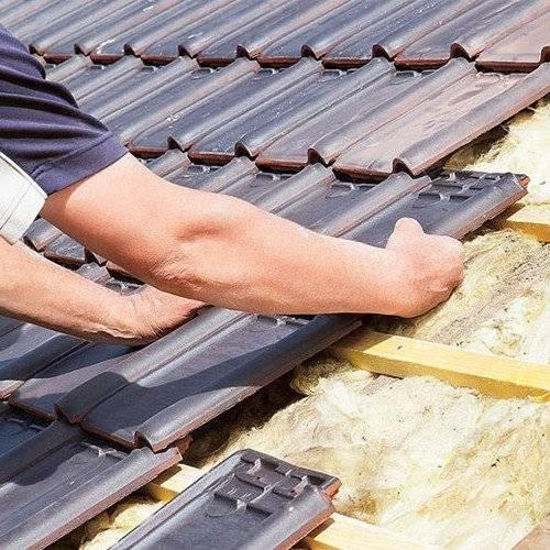 Керамическая черепица для крыши: секреты производства, форма, расход