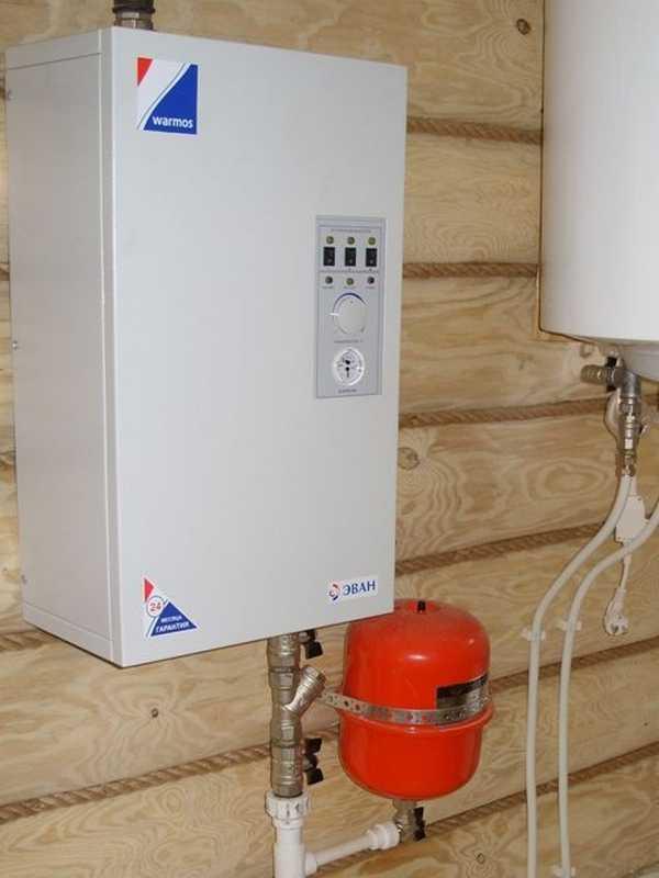 Отопление загородного дома электрическим котлом - всё об отоплении и кондиционировании