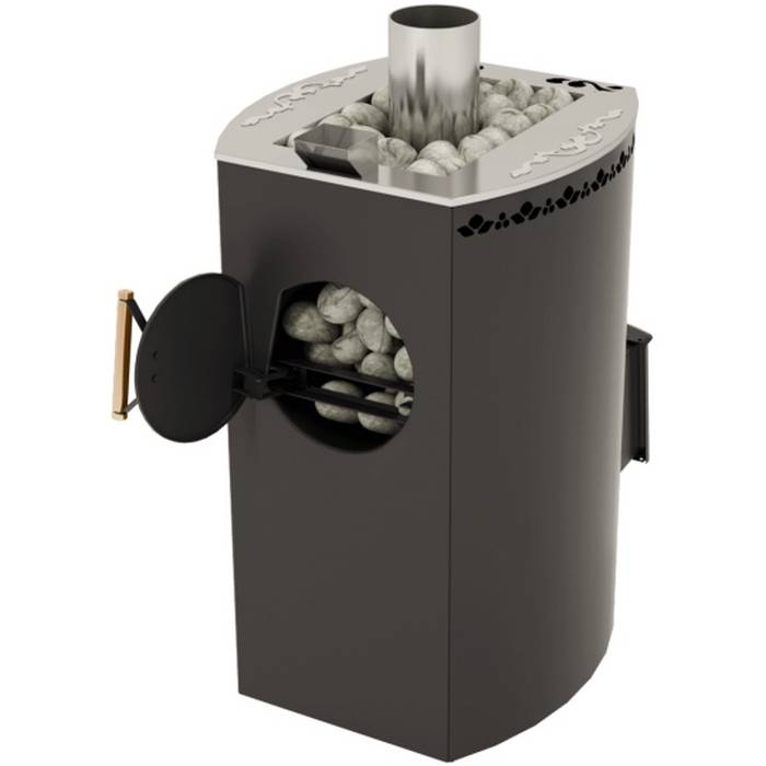 Печь для бани с закрытой кладкой: плюсы и минусы- рейтинг производителей печей +видео и фото