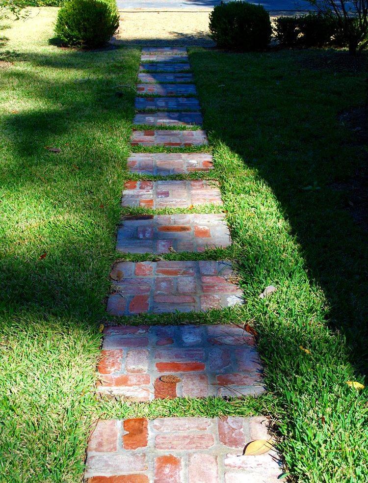 Тротуарная плитка: виды, формы, варианты текстуры, цвета, рисунки и узоры, примеры раскладки