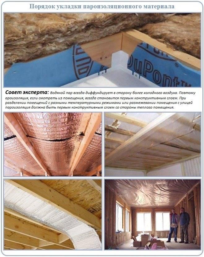 Избавляемся от конденсата на крыше и под крышей: причины появления и способы устранения
