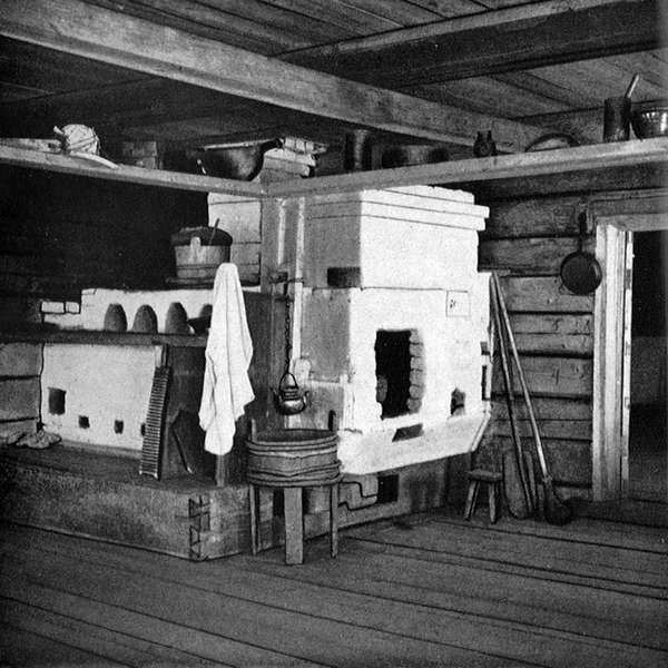 Древнерусская печь — история появления и назначение